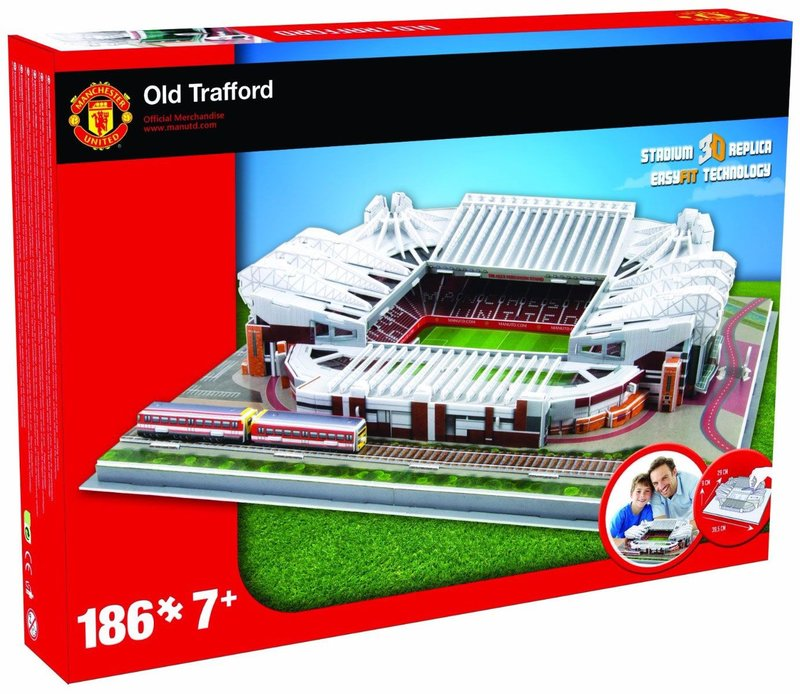 Stadion Manchester United, Old Trafford